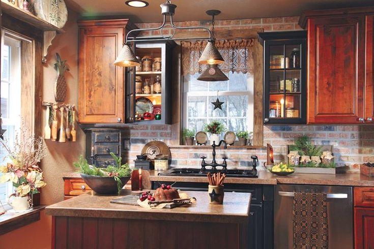 Primitive Home Decor For Kitchen: 1968 Best Primitive Homes/Decor Images On Pinterest