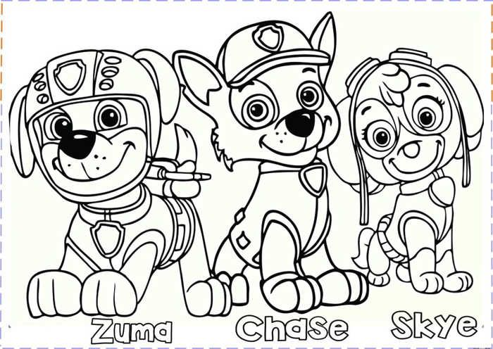 - Paw Patrol Coloring Pages To Print Paw Patrol Coloring, Paw Patrol  Coloring Pages, Cool Coloring Pages