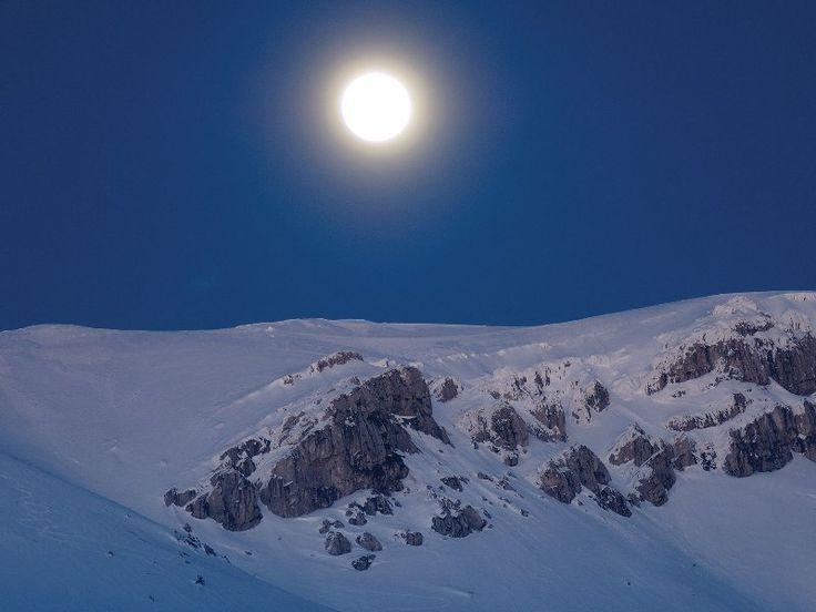 Monti della Laga - notturna