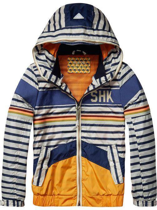 Cut & Sew Jacket