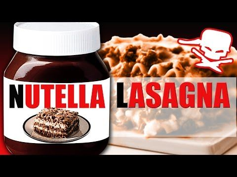 Someone invented the Nutella lasagna, aka the Nutelasagna, and it is magnificent | Metro News