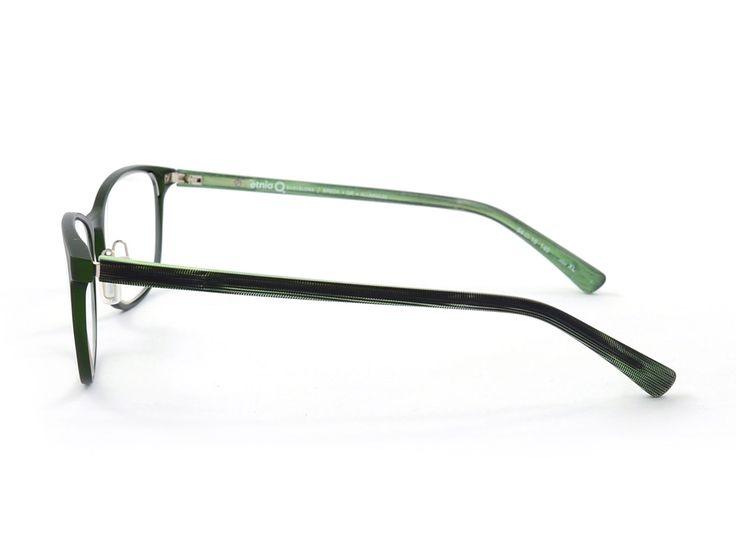 Etnia Gleitsichtbrille Breda GR 54 Grün Matt (Brillen) Brillen online kaufen