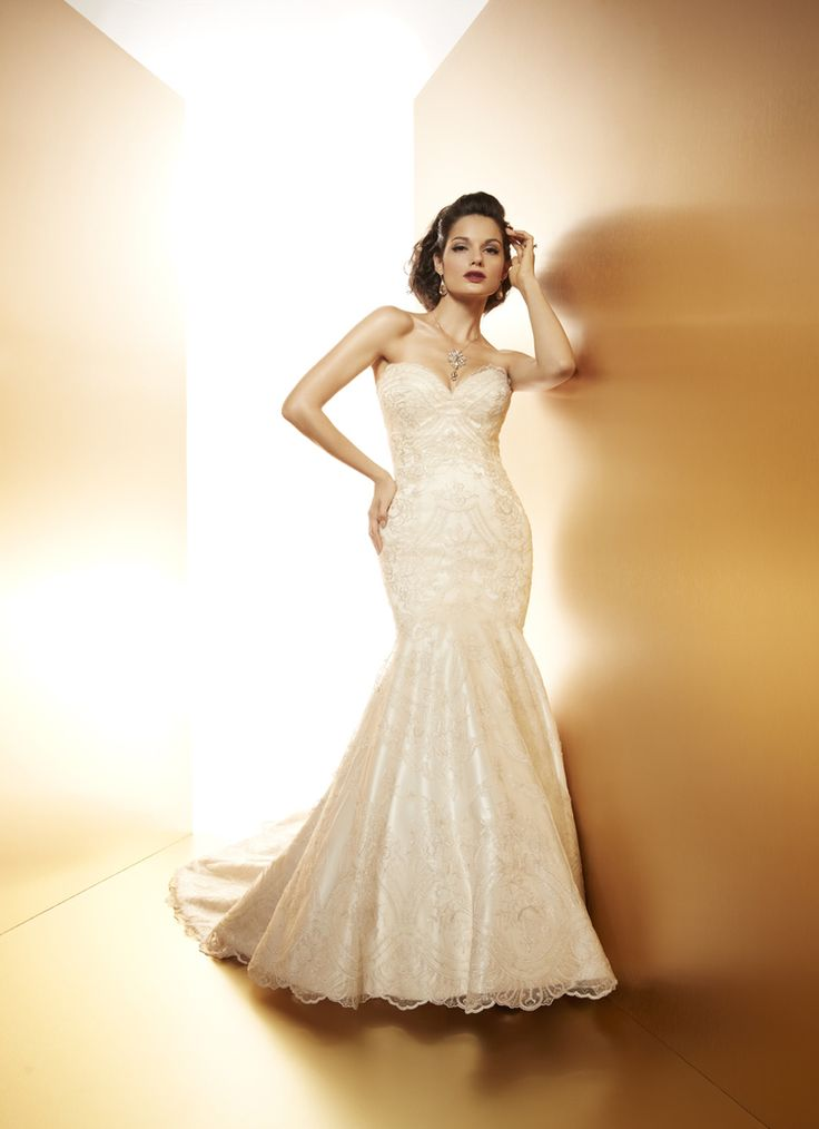 Monroe by Matthew Christopher | Available at Pearl Bridal House