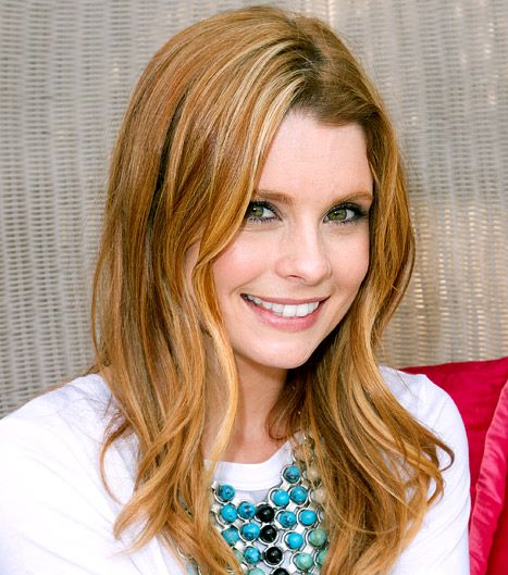 Joanna Garcia Natural Hair Color