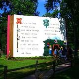 storybook forest in pa at Idewild