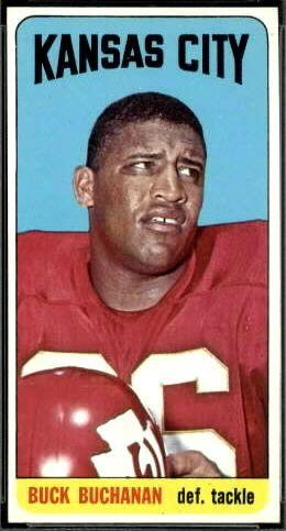 Buck Buchanan - 1965 Topps #94