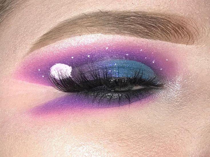 Moon 🌙 Verwendete Produkte @beautybaycom EYN 42 Matte Palette Anastasia Beverlyhi …   – eyemakeup
