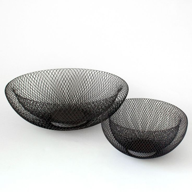 Wire Mesh Bowl - Large