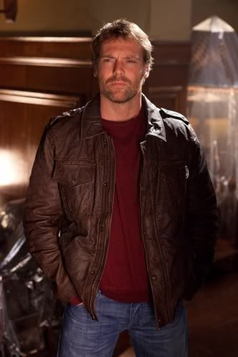 Daniel Jackson/Michael Shanks Love the look!