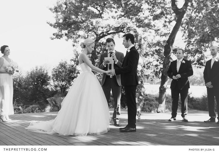 Luca & Carol's Timeless Soiree | Real weddings | The Pretty Blog
