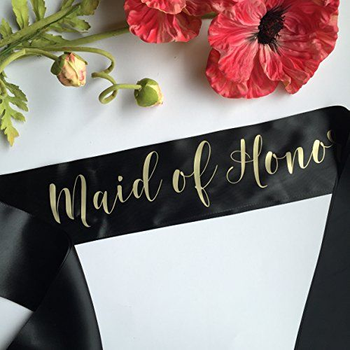 Maid of Honor Bachelorette Party Sash White Rabbits Design https://www.amazon.com/dp/B01E0GEMYO/ref=cm_sw_r_pi_dp_x_a1EkybV3NRT1D