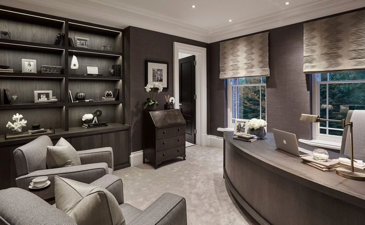 Pin By Dolores Magill On Office Renovation In 2020 Home Office Design Office Interior Design Modern House Design