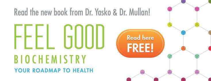 Feel Good Biochemistry Banner