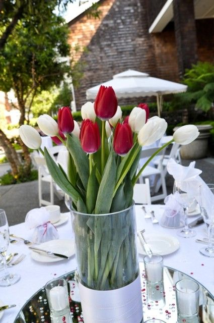 Ideas about cylinder centerpieces on pinterest