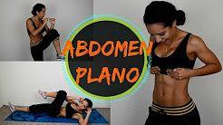 abdominales en casa - YouTube