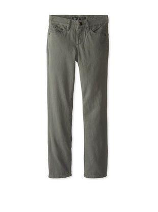 35% OFF Joe's Jeans Boys 8-20 Brixton Color Twill Pant (OD Green)