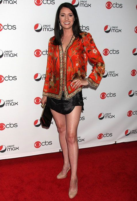 Paget Brewster at an Event in 2011...