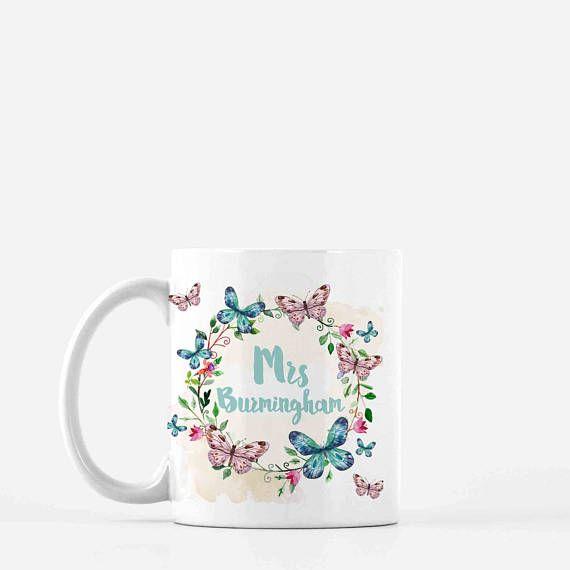 Personalized Teacher Gift Teacher Mug Teacher Gift