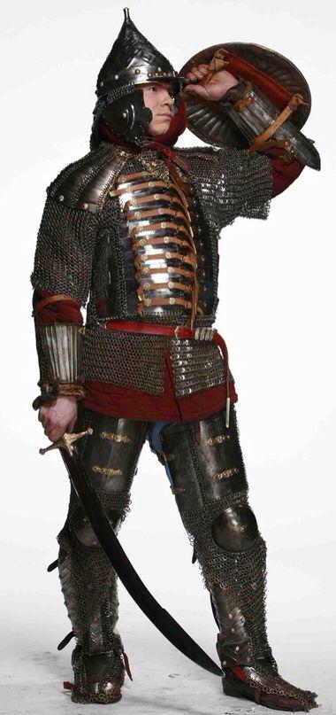 Turkish armor ceymer 26