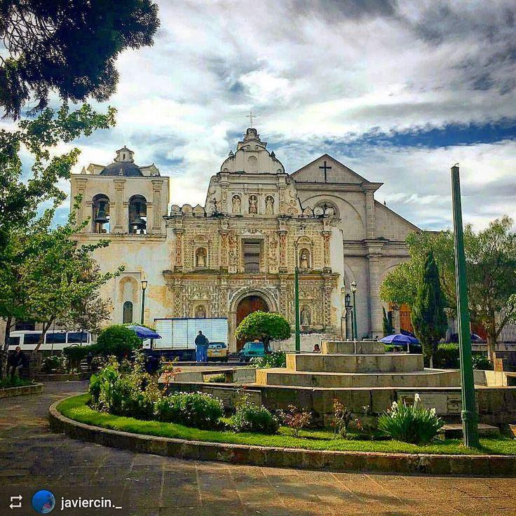 http://OkXela.com #Follow @javiercin._: Buenos días #Xela! #Quetzaltenango #Guatemala #ILoveXela #AmoXela #CentralAmerica #Travel #architecture #Xelaju