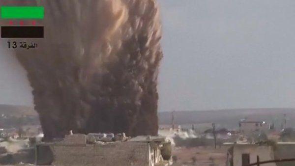 U.S.-led air strikes intensify as Syria conflict destabilizes Turkey
