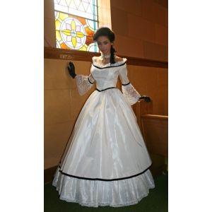 1000 images about civil war era wedding dress on for Civil war style wedding dresses