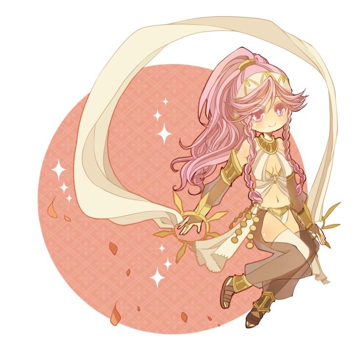Fanart: Olivia (Fire Emblem Awakening) by cocolin.deviantart.com on @deviantART