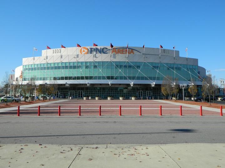 PNC Arena - Carolina Hurricanes hockey, concerts, etc