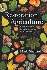 Mark Shepard - Restoration Agriculture Book Signing - The Resiliency ...