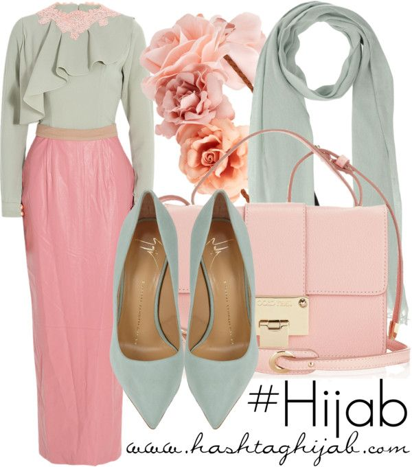 Hashtag Hijab Outfit #390
