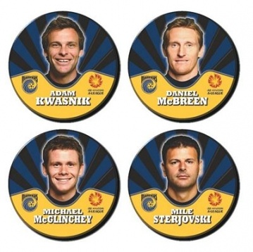 Central Coast Mariners Player Badge or Magnet