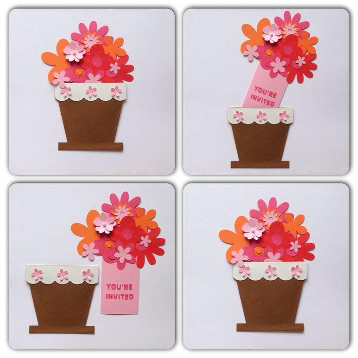 Flower Power  #flowerpower #anyoccasion #invitation