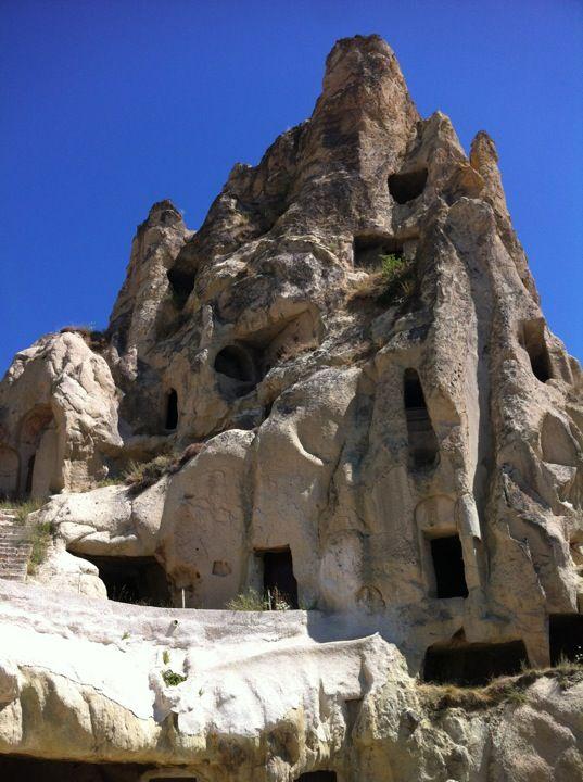 Goreme open air museum http://www.tripadvisor.ca/Attraction_Review-g297983-d298413-Reviews-Goreme_Open_Air_Museum-Goreme_Cappadocia.html