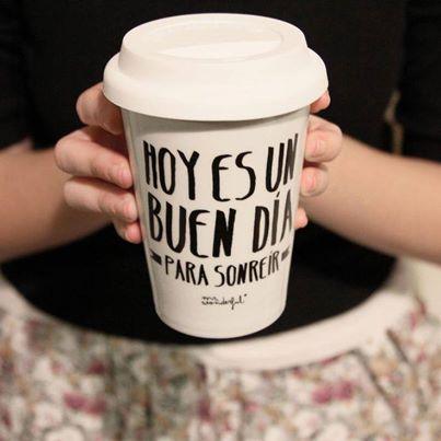 ¡Sonrie y disfruta de este lindo #Sábado dedicado a las mujeres! Imagen vía Pinterest