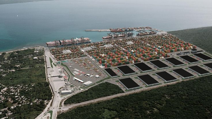 #cargo  #carga #port #puerto #caribbean  #caribe #transport #transporte  #caucedo  #dominicanrepublic #dominicana #terminal #infraestructura #infrastructure
