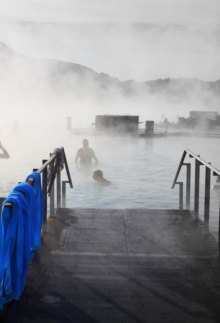 "Pls click for my article: ""The Blue Lagoon-Best Cure for Jetlag"""