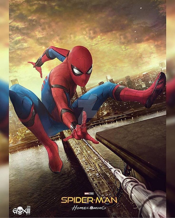 @g0xiii 's beautiful Homecoming Poster! Download images at nomoremutants-com.tumblr.com Key Film Dates * Logan: Mar 3, 2017 * Guardians of the Galaxy Vol. 2: May 5, 2017 * Spider-Man - Homecoming: Jul...