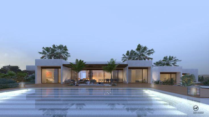 Villa Verode 250 m2  5D Lajares, Fuerteventura