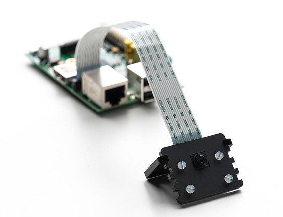 Raspberry Pi caméra monter / Stand sur Etsy, 8,94€