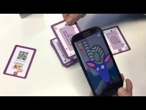 Helen Doron ABC Cards - Juego para niños a partir de 2 años - YouTube
