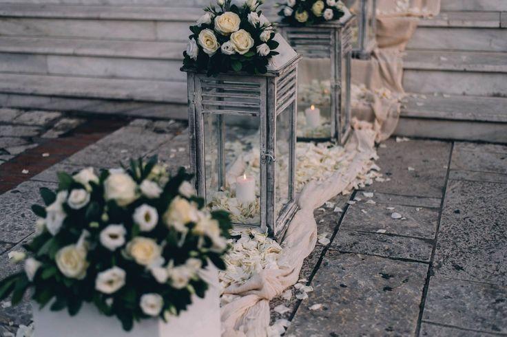 Fleurs Trikala wedding flowers