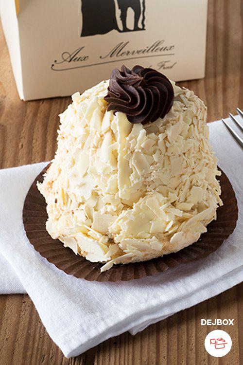 Le Merveilleux de chez Fred Chocolat Blanc Spéculoos !