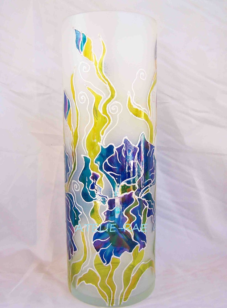 17 Best Images About Glass Painting On Pinterest Glass