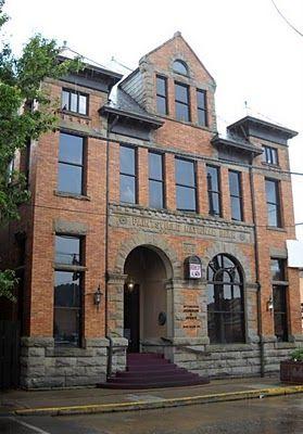 Vanishing Eastern Kentucky: Paintsville First National Bank, 1905, Paintsville...
