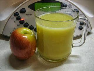 Se régaler avec thermomix : Jus de pomme