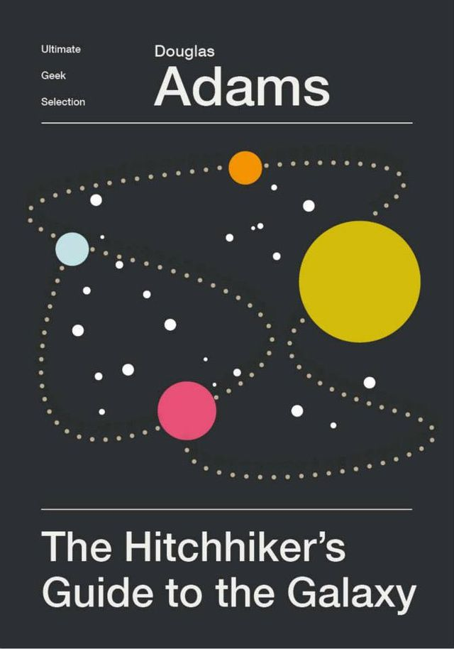 13 best the hitchhiker 39 s guide to the galaxy book covers for Best books on minimalism