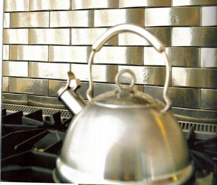 kitchen backsplash design ideas - Kche Backsplash Ubahn Fliesenmuster