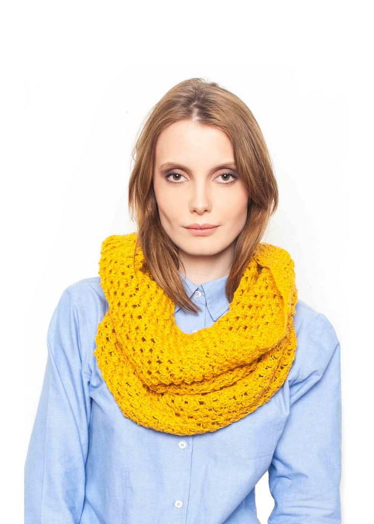 Neckband scarf – MADE IN ROȘIA MONTANĂ