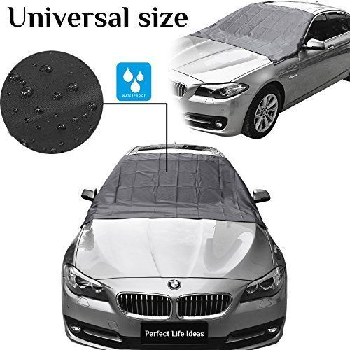 Car Windshield Snow Cover SUV Truck Window UV Ice Frost Winter Protection Guard #PerfectLifeIdeas