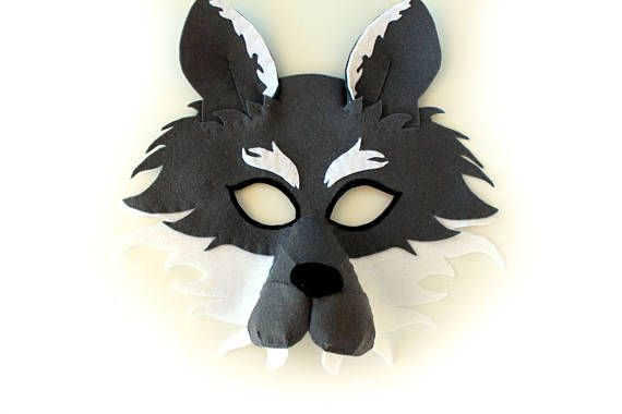 Get set for a howling good time! Download this fun and furry 3D wolf mask pattern to make your very own wolf mask. Just grab a few pieces of felt, some hat elastic and follow the simple step by step instructions! Your completed mask is sure to bring howls of joy and set tails and